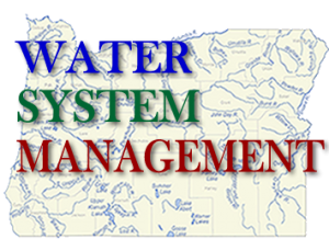 Water System Management - Oregon